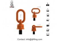 premium Lifting Eye Bolt Point/swivel hoist ring for lifting equipment