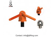 Swivel eyebolts / Hoist Rings / Lifting Points For Heavy Load WLL 35T