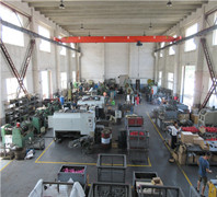 Lifting Points Machine&Assembly Workshop